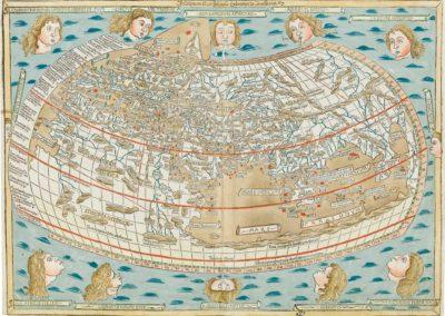 Claudius Ptolemy, Ulm, 1482/1486